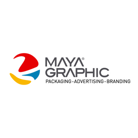 Maya Graphic Design logo