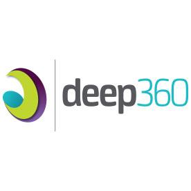 Deep 360 logo