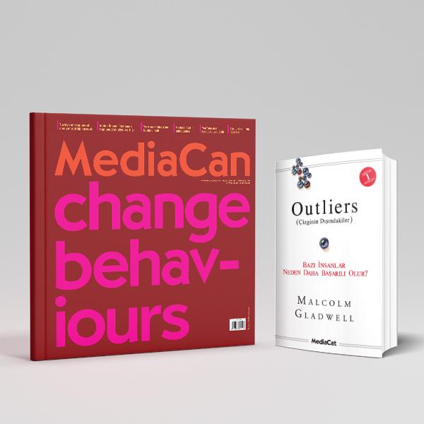MediaCat Basılı Dergi ve Her Ay Bir Kitap Aboneliği