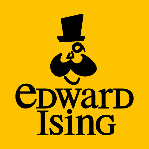 Edward Ising logo